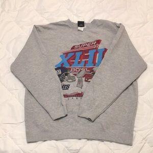 Super Bowl XLII Sweatshirt (Bin E)